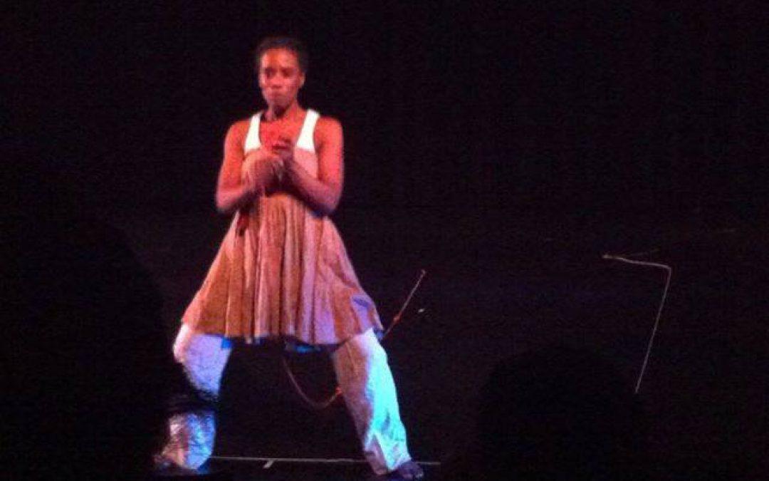 Student Spotlight: Cassandre Charles