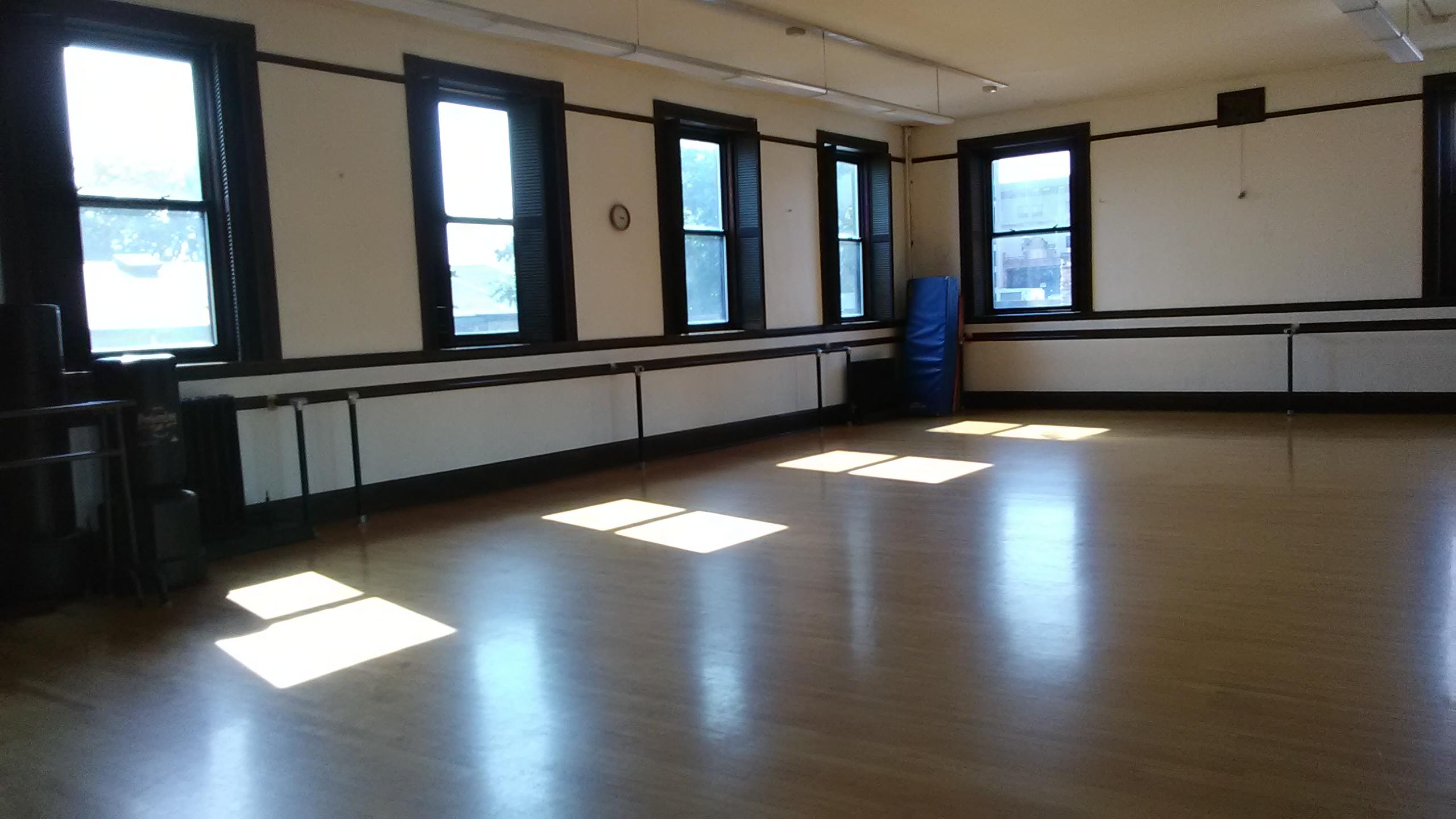 Studio Space Rental | The Dance Complex